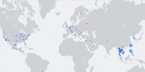 Facebook Live Video harta