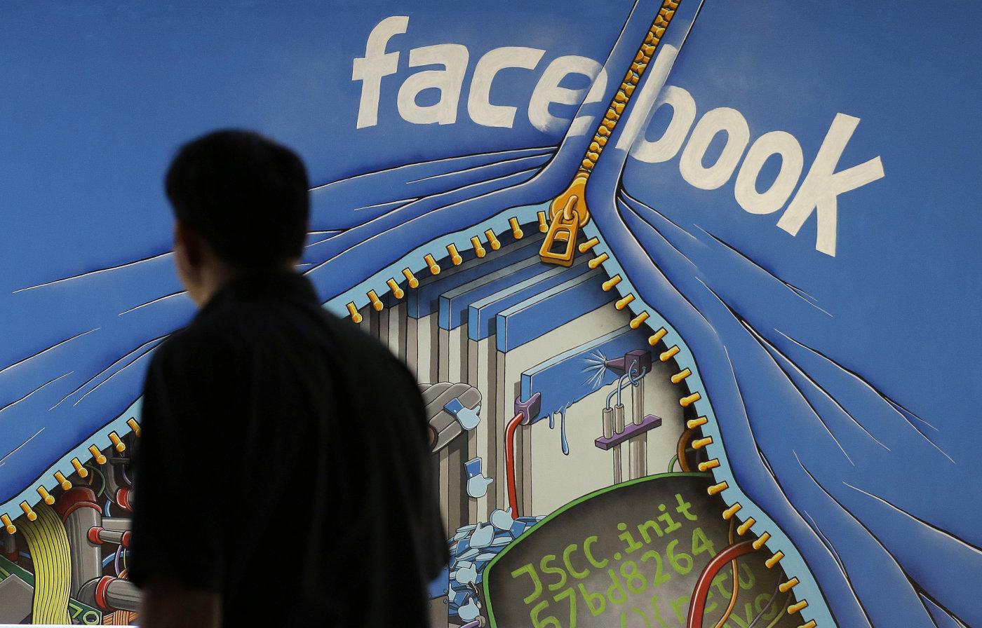 Facebook spart hackeri