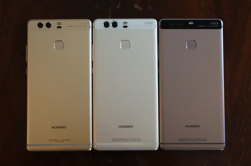 Huawei P9 si P9 Plus