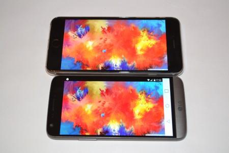 LG G5 ecran iPhone 6S Plus