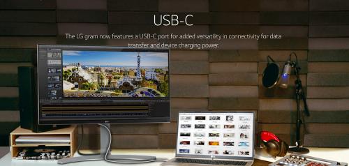 LG Gram 15 inch OS X