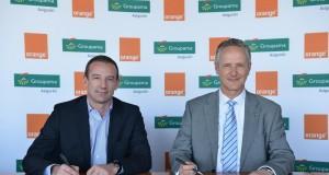 Orange Groupama parteneriat