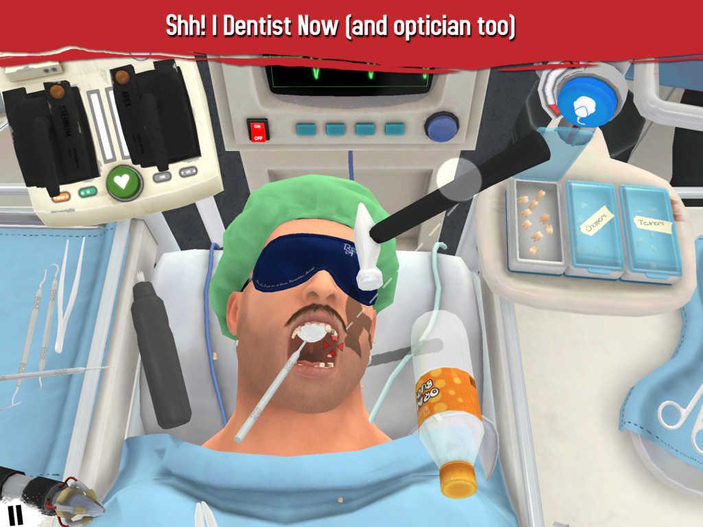Surgeon Simulator reducere iPhone