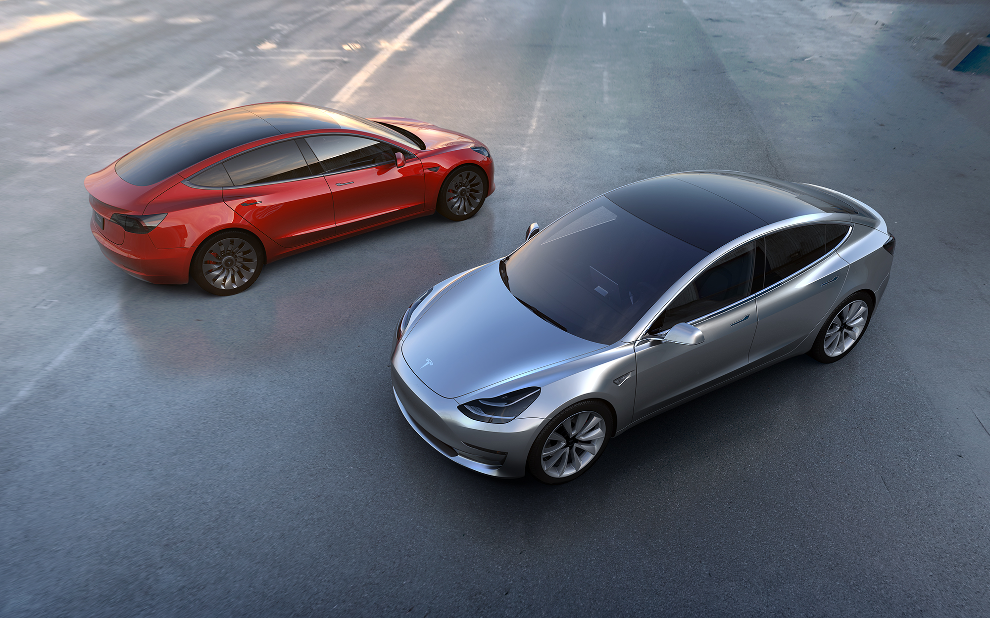 Tesla Model 3 precomenzi - iDevice.ro