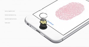 Touch ID utilizare iPhone