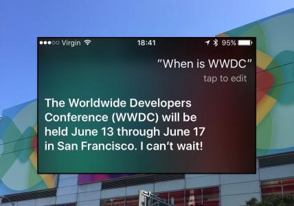 WWDC 2016 13 iunie