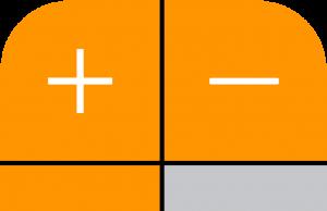 aplicatie Calculator iPad