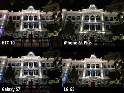 camera HTC 10 vs iPhone 6s Plus, Galaxy S7 vs LG G5 11