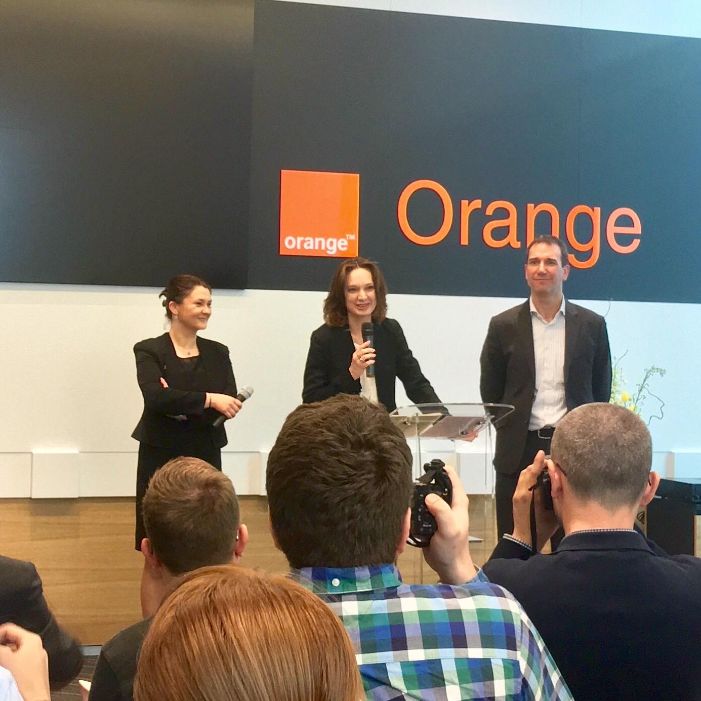 echipa noua Orange Romania