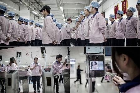 fabrica Pegatron asamblare iPhone 2