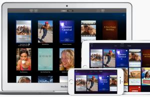 iMovie OS X update