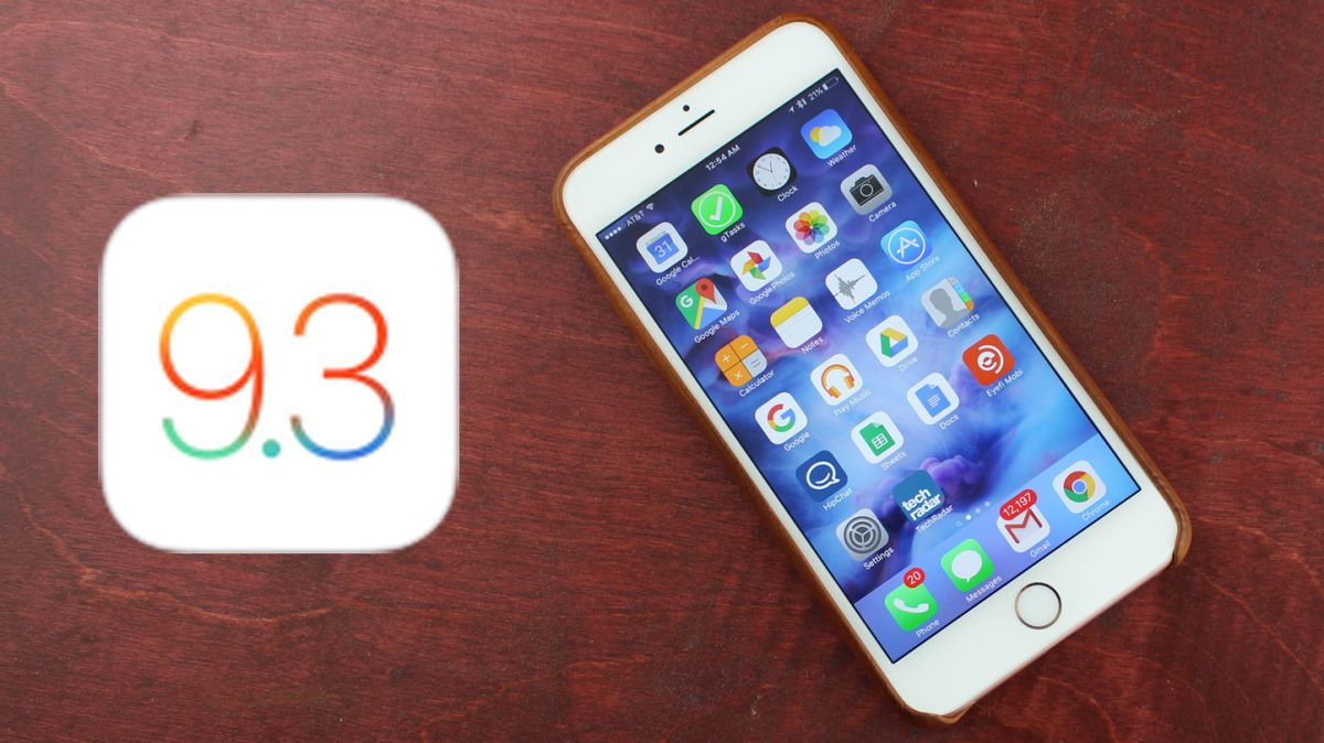 iOS 9.3 activare simultana