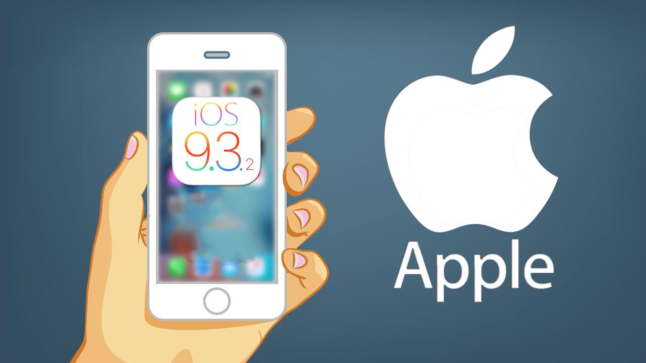 iOS 9.3.2 - iDevice.ro