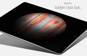 iPad Pro 9.7 inch ecran bun