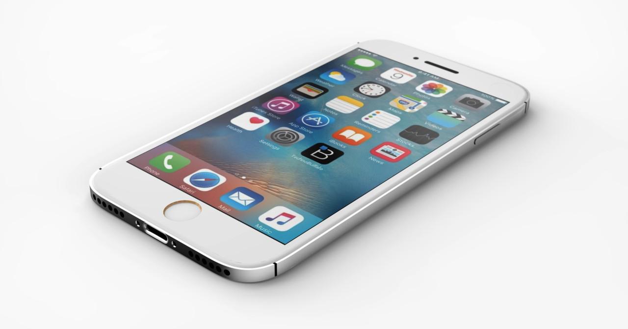 iPhone 7 cerere mare