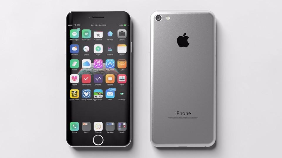 iPhone 7 esec design - iDevice.ro