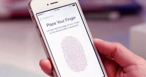 iPhone SE Touch ID viteza