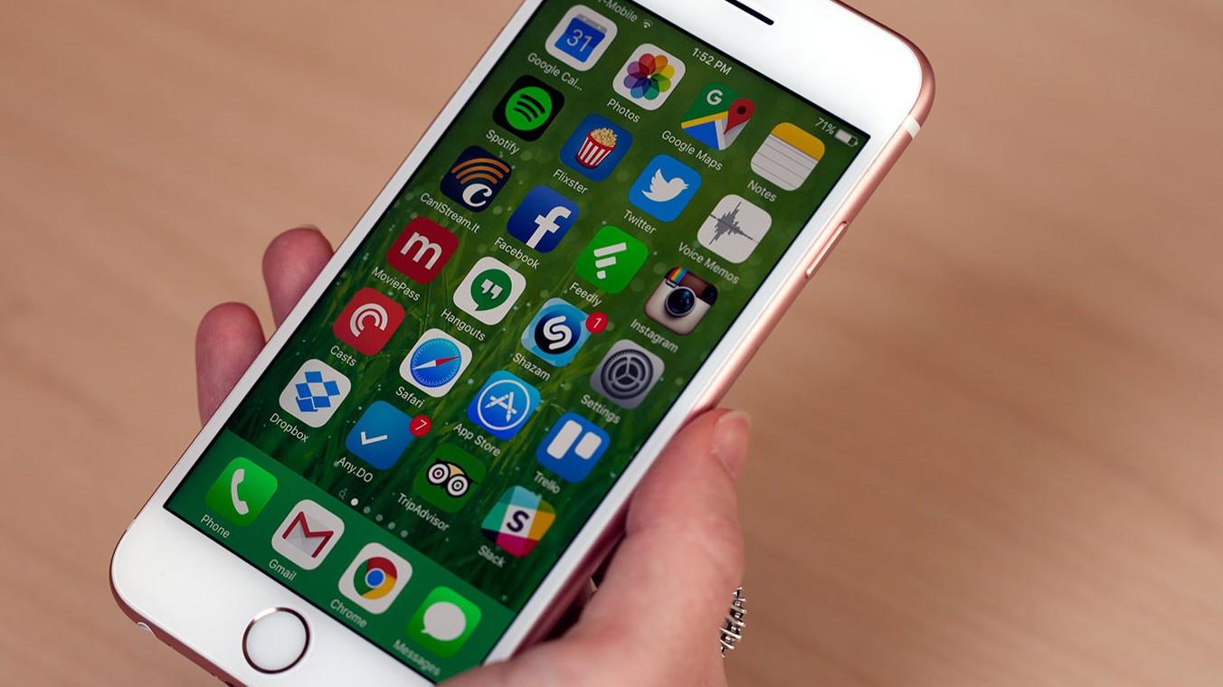 iPhone scadere cota piata
