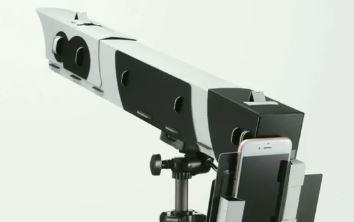primul telescop iphone