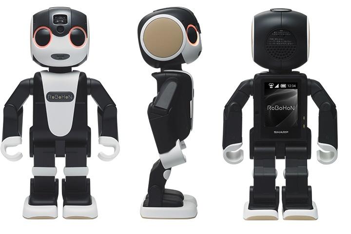 Cum arata primul robot de buzunar cu functii de smartphone