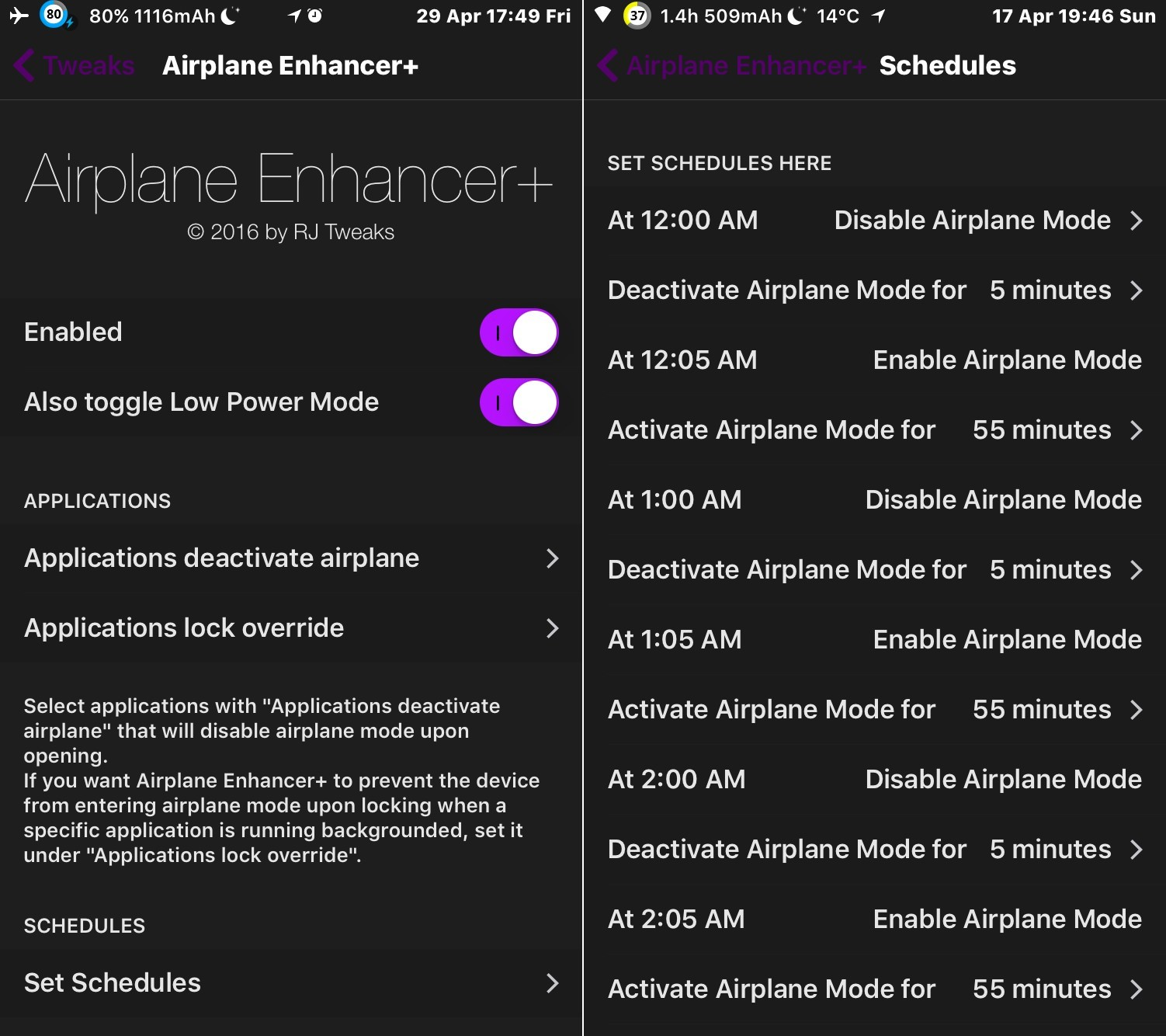 Airplane Enhancer+