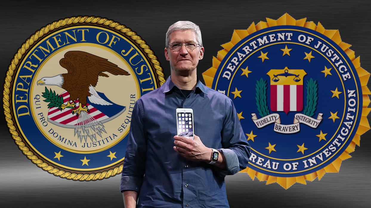 Apple FBI proces