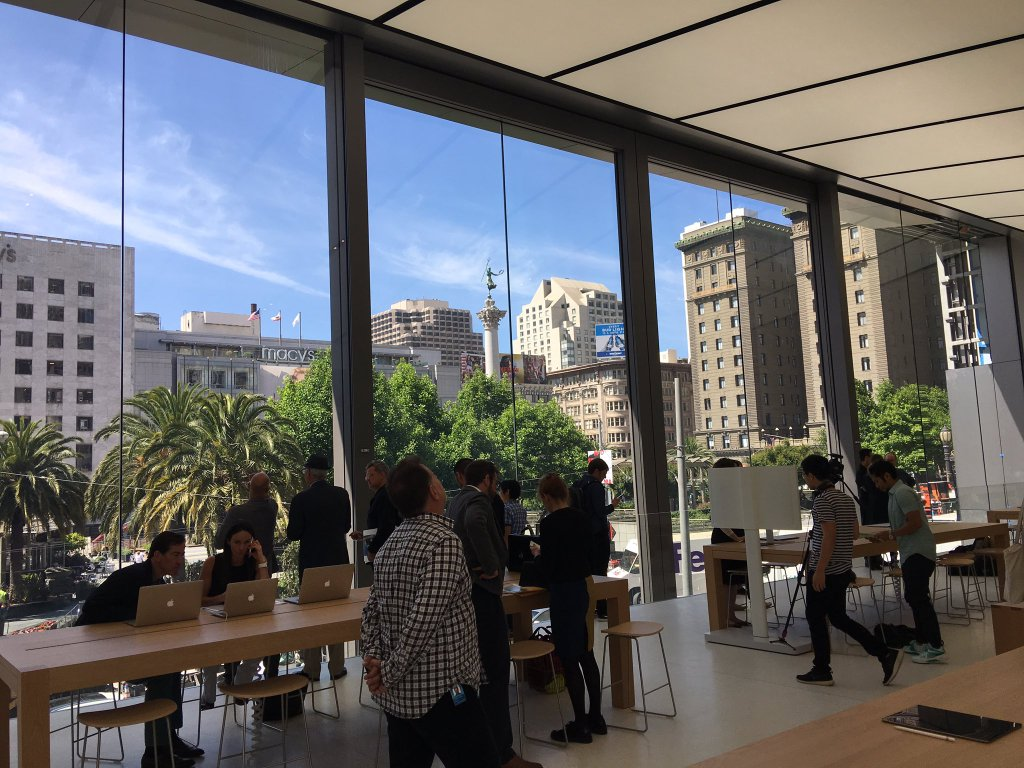 Apple Store nou 12