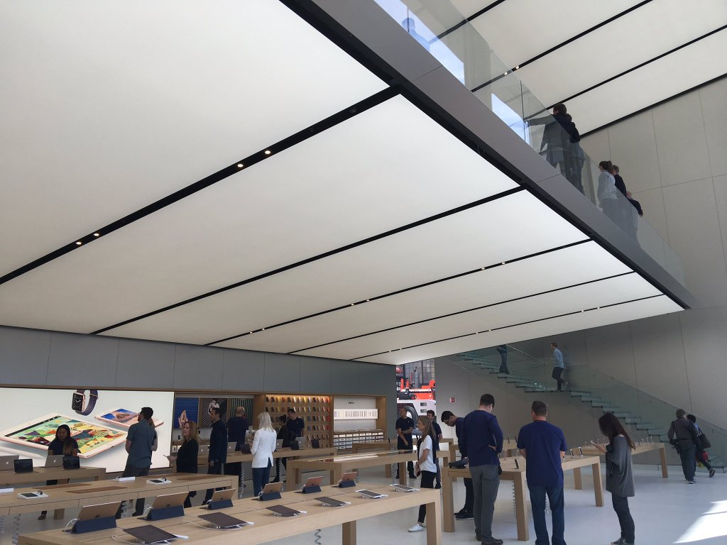 Apple Store nou 6