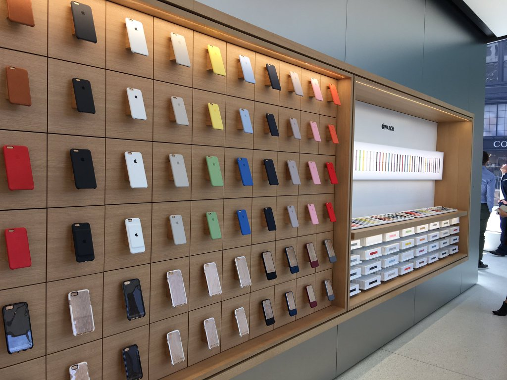 Apple Store nou 7