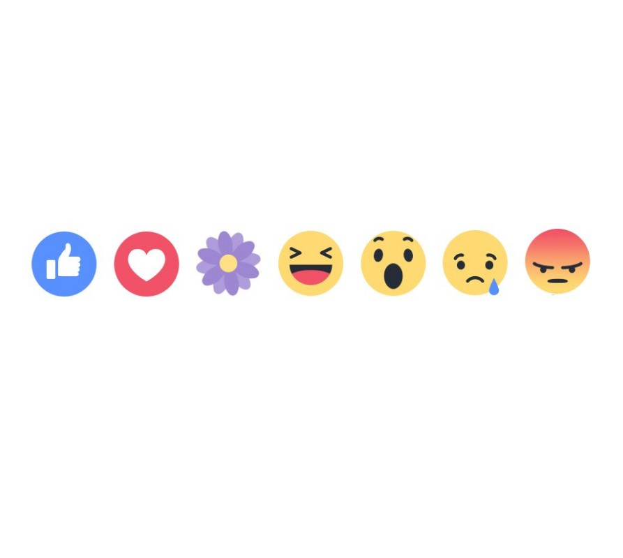 Facebook emoticon nou