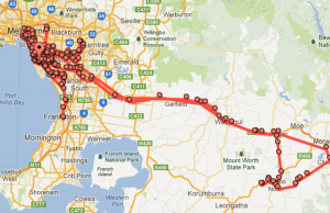 Google Maps istoric locatii