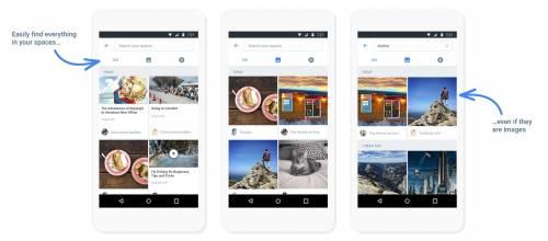 Google Spaces 2