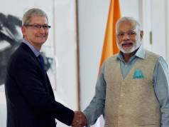 India rezista Apple