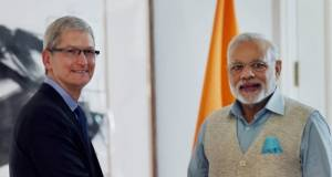 India rezista Apple
