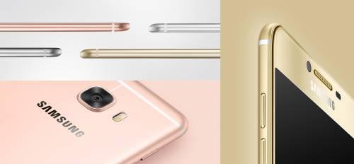 Samsung Galaxy C5 si C7 1