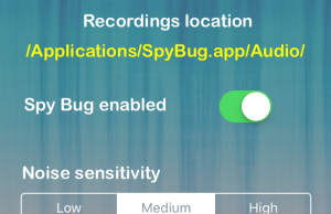 Spy Bug Free