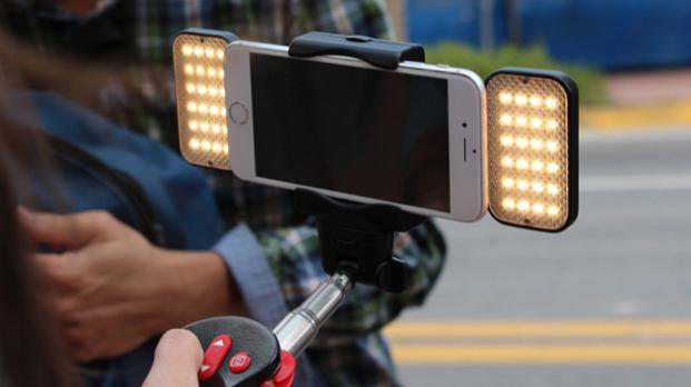 UnREAL selfie stick