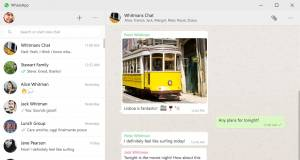 WhatsApp Messenger Windows