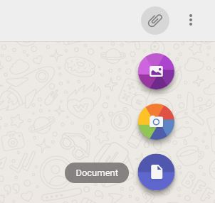 WhatsApp Web documente