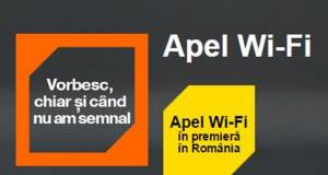 activare apel WI-Fi iphone Orange