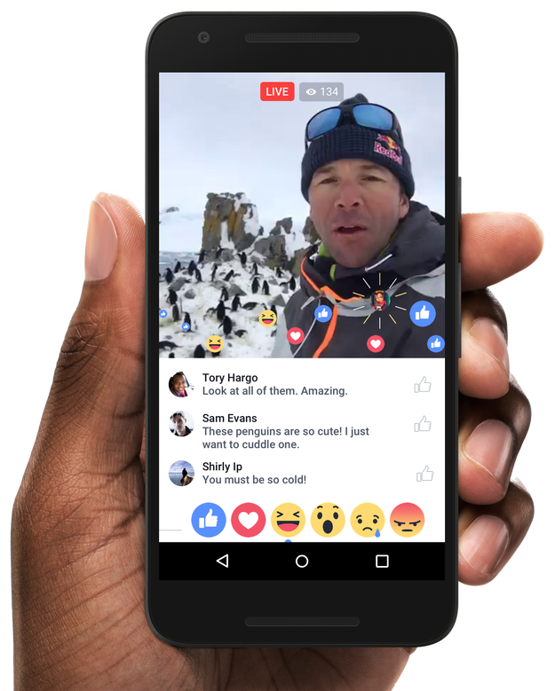 facebook live skip