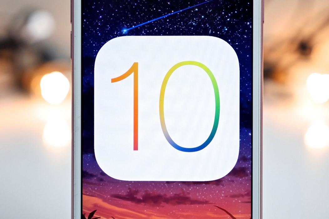 iOS 10 Whitetail