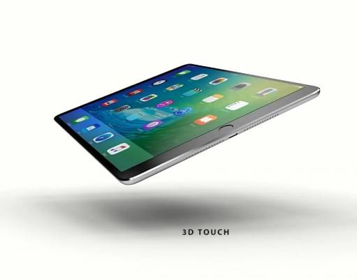 iPad Air 3 concept