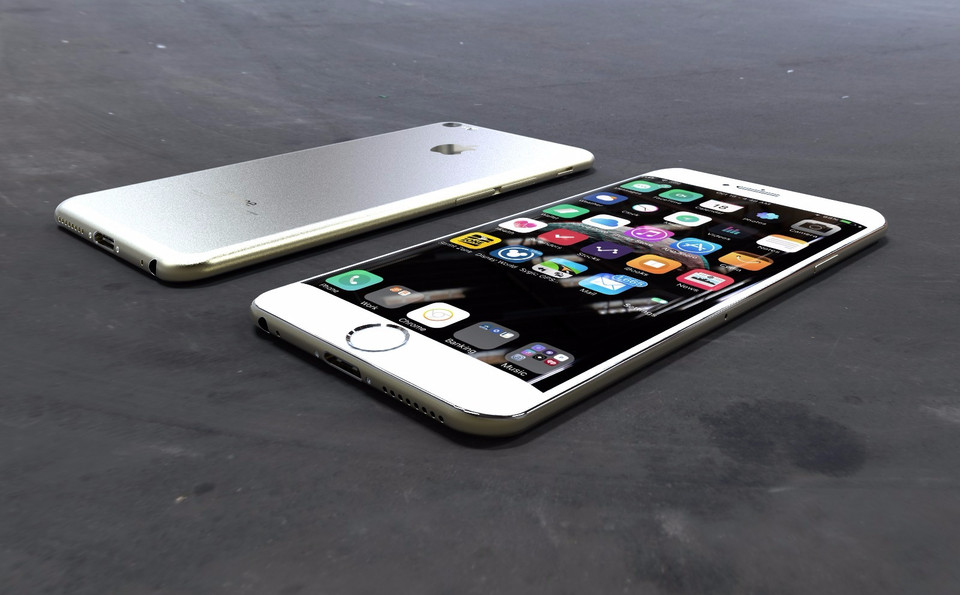 iPhone 7 Plus camera duala 3 GB RAM