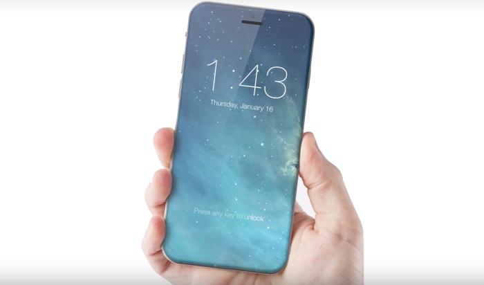 iPhone 7S ecran frontal