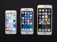 iPhone SE productie iPhone 6S