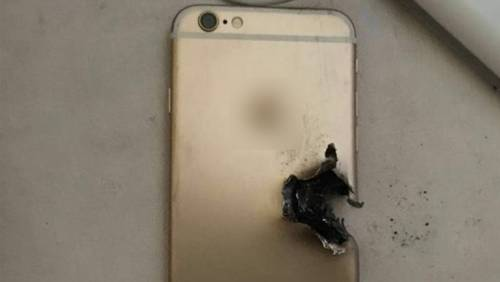 iPhone salvat soldat 1