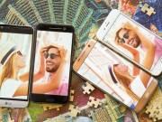 iPhone vs Samsung vs LG