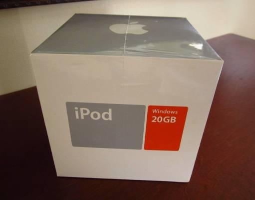 iPod la licitatie