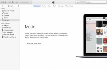 iTunes 12.4 1